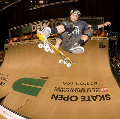 Thirteen years after he last lived in the state, Dundalk native Bucky Lasek is returning to Maryland to compete in the Dew Tour's Pantech Open in Ocean City from Thursday through Sunday.
