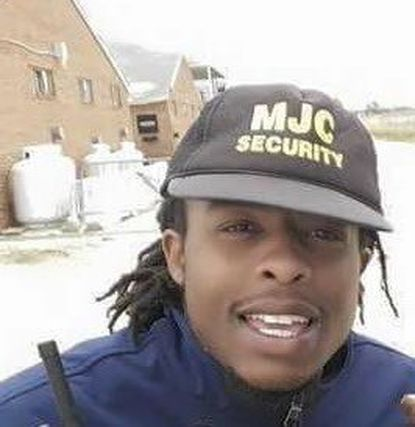 <p>Kevin Jones, 22, was killed in June 2015 while on his way to work as a security guard at Pimlico race course.</p>
