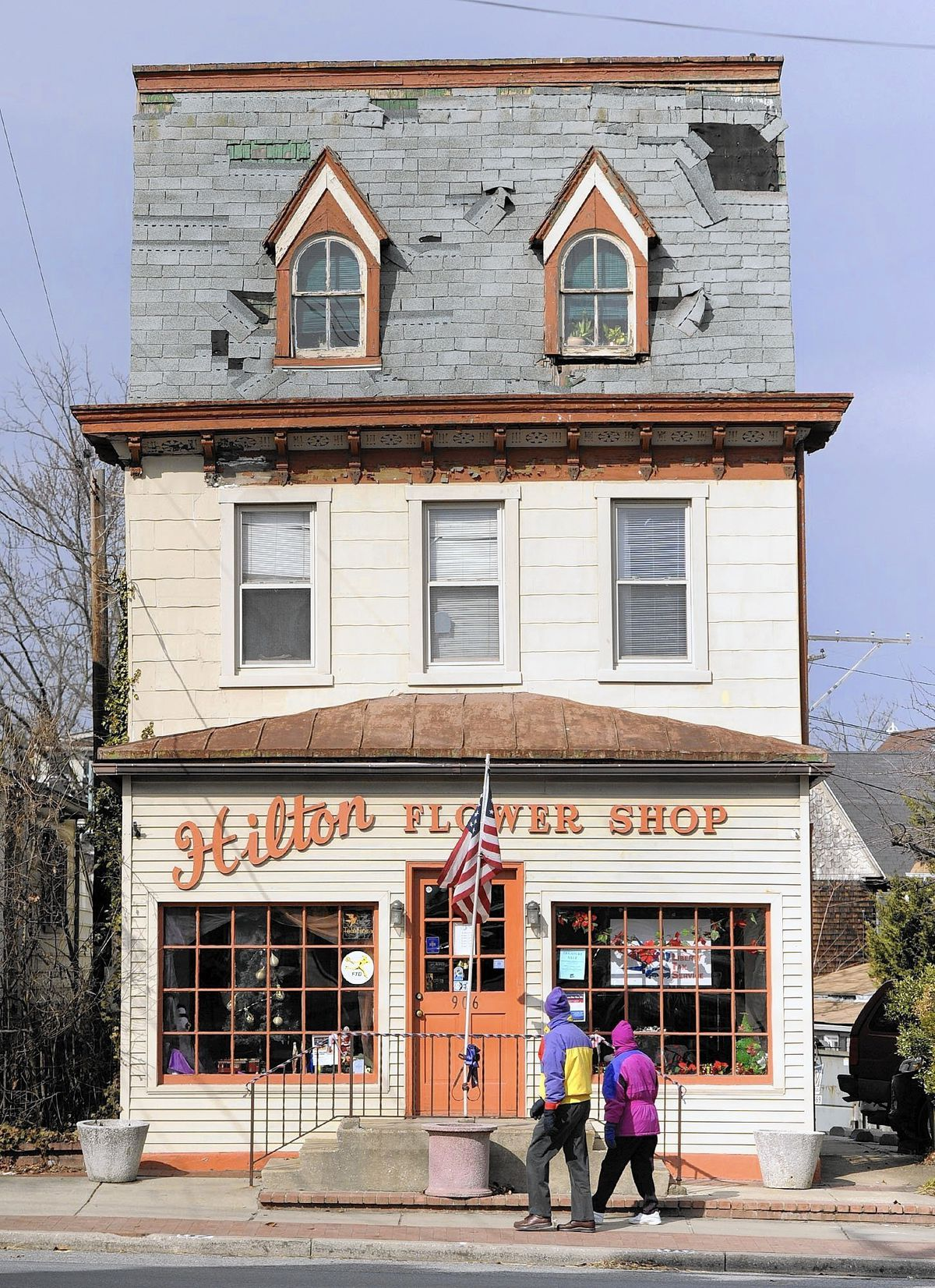 Catonsville flower shop to be demolished - Baltimore Sun