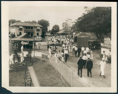 The Maryland State Fair in 1932.