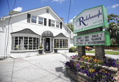 Baltimore County officials are touting plans by the government to acquire 2.5 acres of Radebaugh Florist property off Aigburth Avenue to preserve it from potential development.