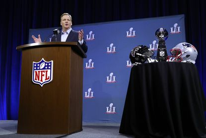 Super Bowl can't truly unite nation, but it can offer a welcome distraction