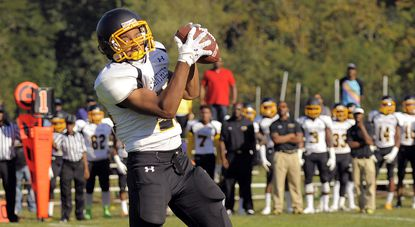 Jahmee Ballard is among four St. Frances players already selected for the Crab Bowl.