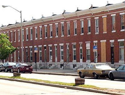 White roofs on Baltimore rowhomes could offer health benefits and keep homes cooler.
