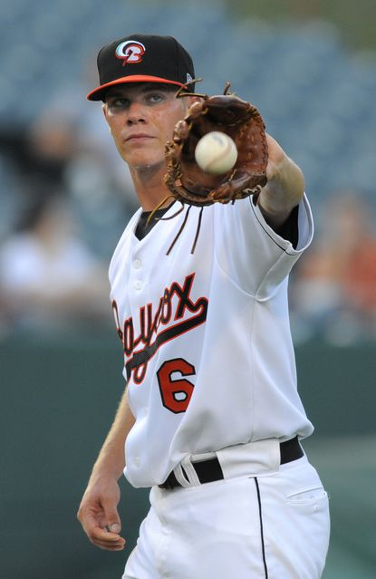 Dylan Bundy gets fan vote for top minor league starting pitcher of 2012