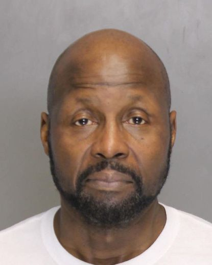 Jimmy Foye Sr. was charged with first-degree murder in the death of Irma Lily Garrido Ruiz. (Baltimore County Police)