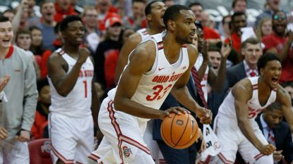 In order to beat Ohio State, Maryland has to stop Keita Bates-Diop