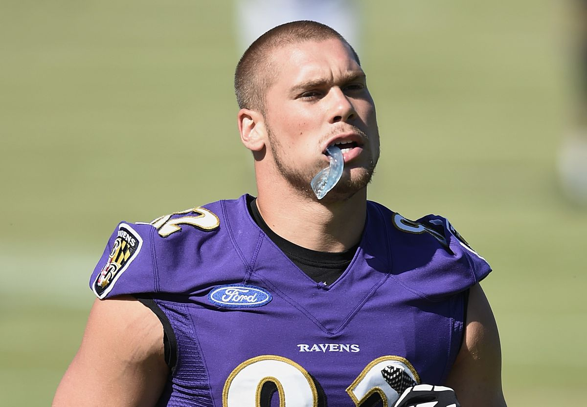 Ravens tight end Nick Boyle suspended for first 10 games of 2016 ...