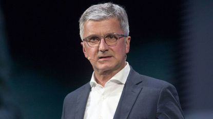Audi ex-CEO is charged with fraud in VW diesel cheating scandal