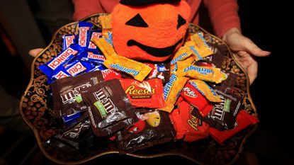 Find some new and different ways to use up that leftover Halloween candy.