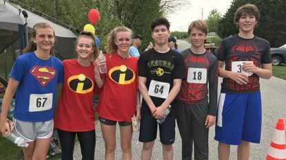 Central Carroll: Superheroes called to support Montessori School of Westminster at 5K and fun run