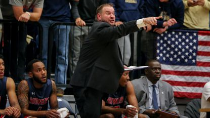 Howard University assistant basketball coach Sean Whalen grew up in Laurel Lakes and graduated from Pallotti High.