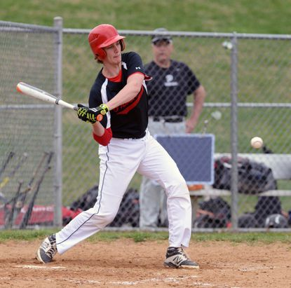 Sophomore catcher Joshua Brooks ranks as one of Friends leading hitters with a .357 average.