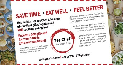 yes chef coupon