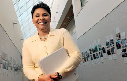 Mamie Perkins, former deputy superintendent for Howard County schools, has been named interim superintendent for Anne Arundel County Public Schools.