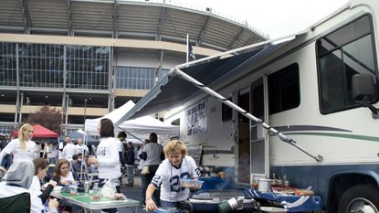 Parking, and tailgating, at Beaver Stadium will be limited to the paved lots again for Penn State's game Saturday vs. Maryland. Penn State says wet conditions, exacerbated by 11 inches of snow last week, has forced the closure of the grass lots near the stadium.