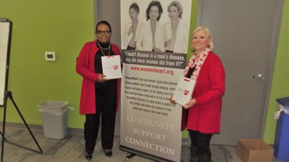 A steady beat of advocacy in Howard County during heart health month