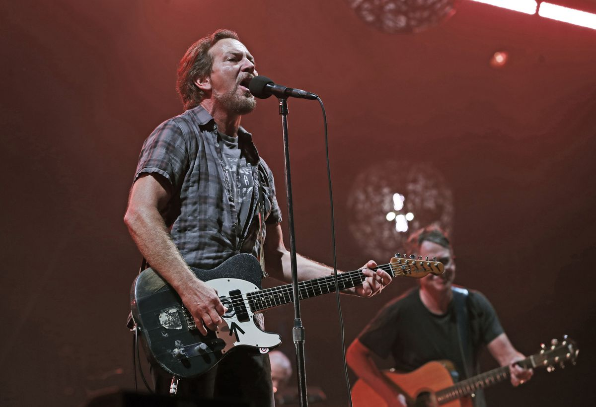 Pearl Jam Cancels First Leg Of Tour Including Baltimore Show Amid Coronavirus Concerns Baltimore Sun