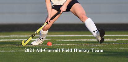 2021 All-Carroll County Field Hockey Team