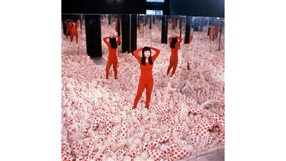 "Selfie Obliteration: On Yayoi Kusama's ""Infinity Mirrors"" and radical self-awareness"