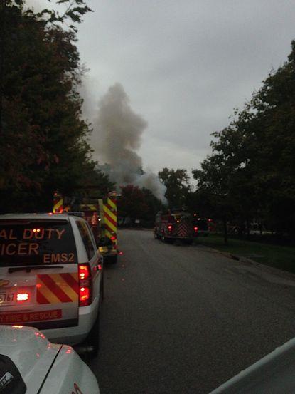 North Laurel Fire