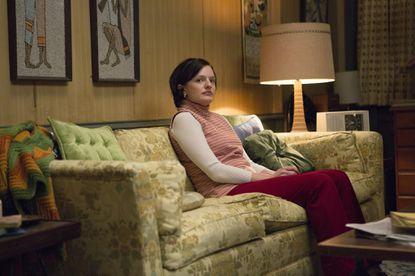 "Elisabeth Moss as Peggy Olson on ""Mad Men."""