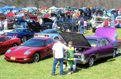 Another busy weekend on tap in Harford County