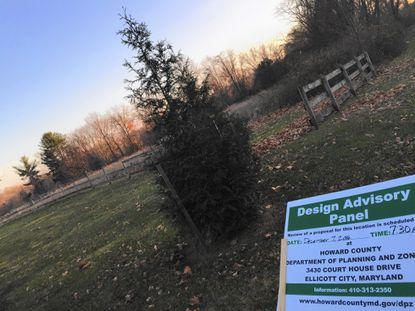 North of Interstate 70 and east of Bethany Lane, Elm Street Development is pursuing a conditional land use for age-restricted housing. The proposed Bethany Glen development is bissected by I-70.