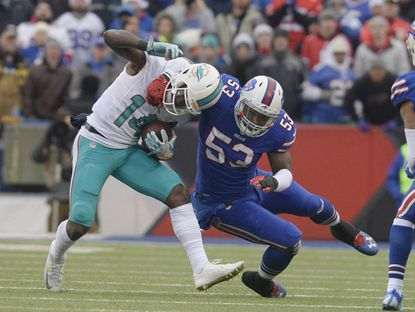 Wilde Lake's Zach Brown named to AFC Pro Bowl roster