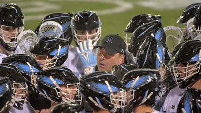 Coach Dave Pietramala and the Johns Hopkins men's lacrosse team saw their RPI slide from No. 5 to No. 10 in the latest RPI rankings.