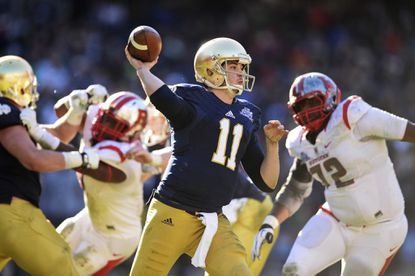 Under Armour Reportedly Will Outfit Notre Dame With Uniforms Baltimore Sun