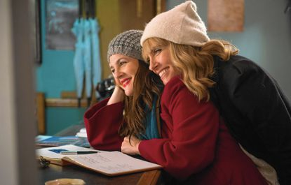 """Drew Barrymore, left, and Toni Collette star in director Catherine Hardwicke's film """"Miss You Already."""""""
