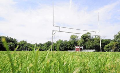 Towson High due to get turf field, but not until 2016