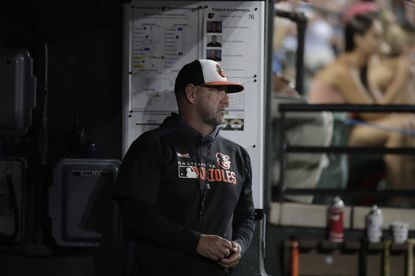 Orioles manager Brandon Hyde had a chance to commiserate with a coach who knows how to go through a rebuild with the Royals in town.