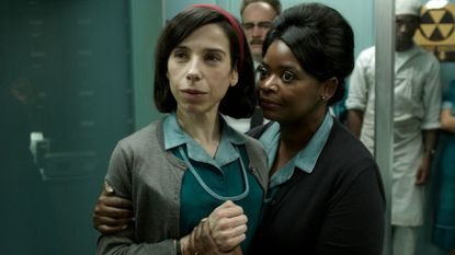 """The Shape of Water,"" a nominee for best picture at this year's Oscars, is set in Baltimore."