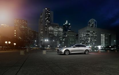 Redesigned for 2015, this second-generation Genesis looks, feels and drives like a luxury car.