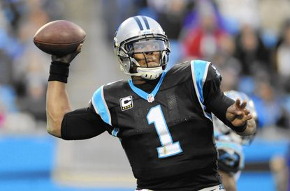Panthers are down, but still in Redskins' path to playoffs