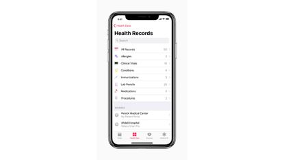 Apple today introduced a significant update to the Health app with the iOS 11.3 beta, debuting a feature for customers to see their medical records right on their iPhone.
