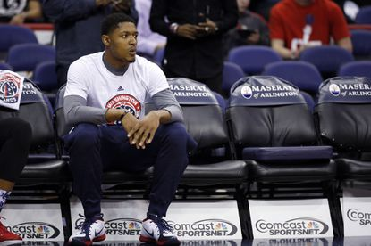 Wizards' Beal returns to limited practice