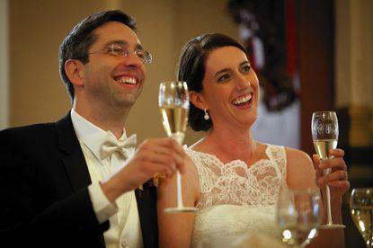 Wedded: Gwyneth Susil and Jeffrey Spaeder