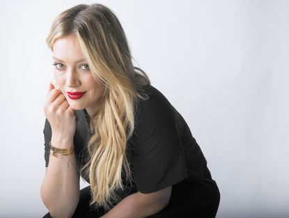After years away, Hilary Duff chooses the spotlight with a new show, new album