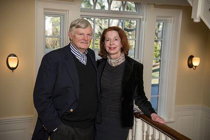Stuart W. Edwards and Joanna Armiger Edwards