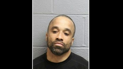 Larry Tyrone Neal Jr. was arrested and charged with 16 drugs and firearms crimes.