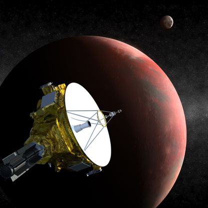 Hopkins scientists readying for flurry of data as New Horizons nears Pluto