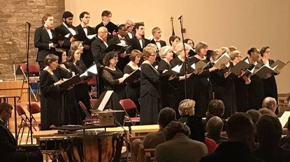 The Harford Choral Society will present its Messiah in May spring concert under the direction of Kathryn Locke at 7 p.m. at St. Matthew Lutheran Church, 1200 Churchville Road in Bel Air.