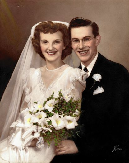 Bob and Helen Pepperney, of Sykesville, celebrated their 70th anniversary Aug. 2, 2014.