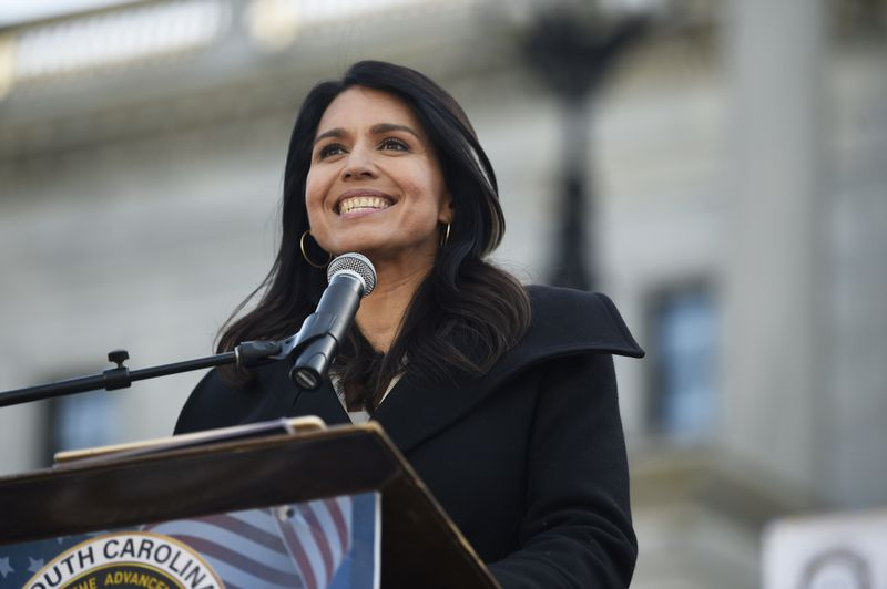 A Vote For Tulsi Gabbard Is A Vote For Donald Trump Reader Commentary Baltimore Sun