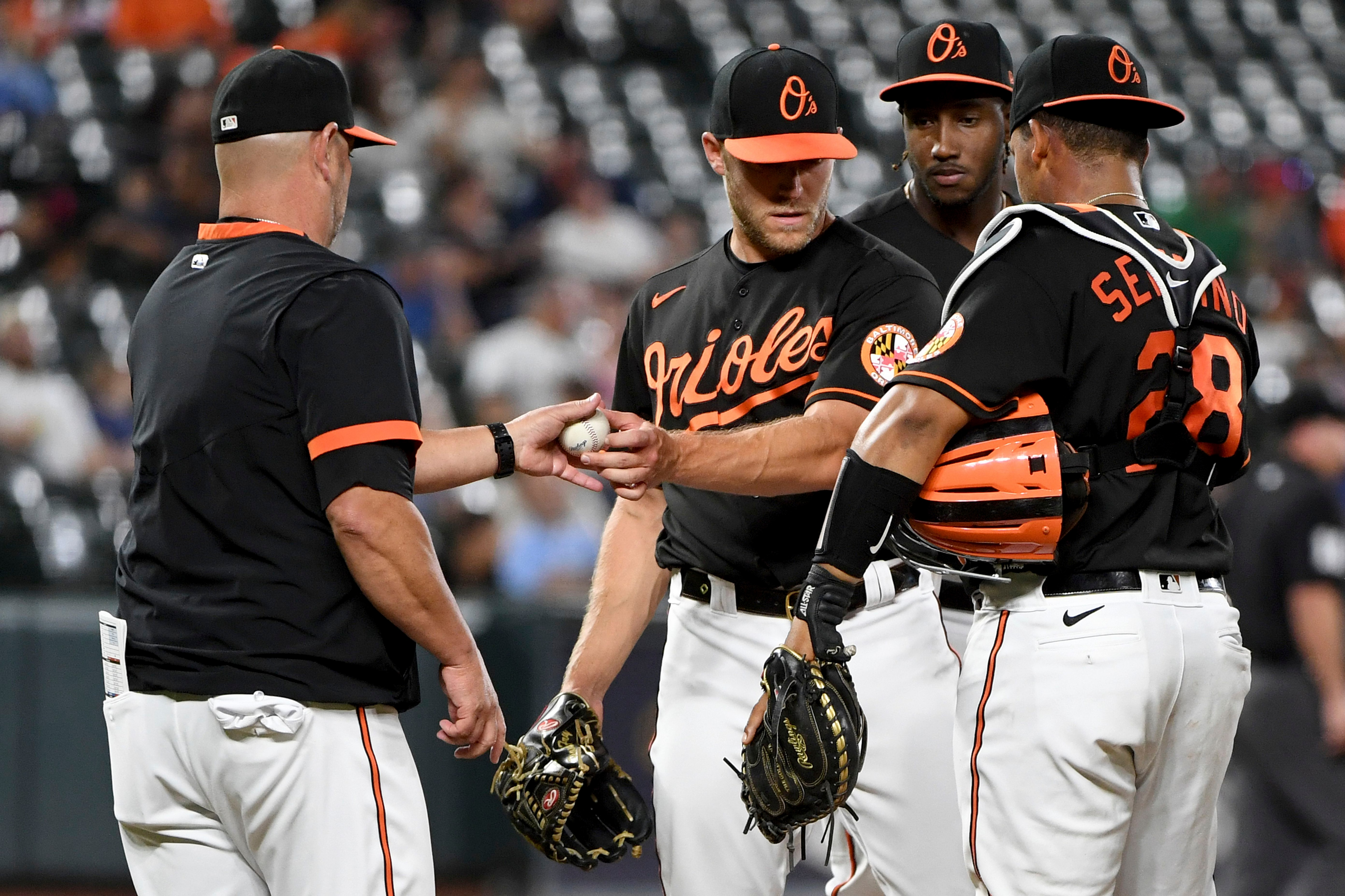 Rough finishes from Paul Fry, Tanner Scott create uncertainty in their status for Orioles' 2022 bullpen