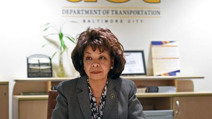 Michelle Pourciau resigned from the Department of Transportation on Friday.