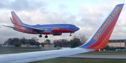 With an on-time arrival rates of 87.8 percent, Southwest Airlines was among the best airlines in February.